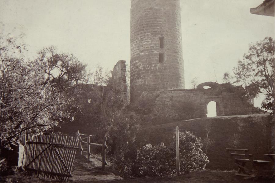 Der Burgfried, Datum unbekannt