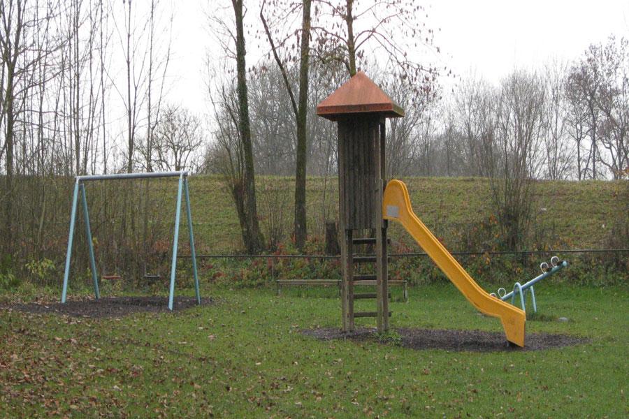 Waldspielplatz