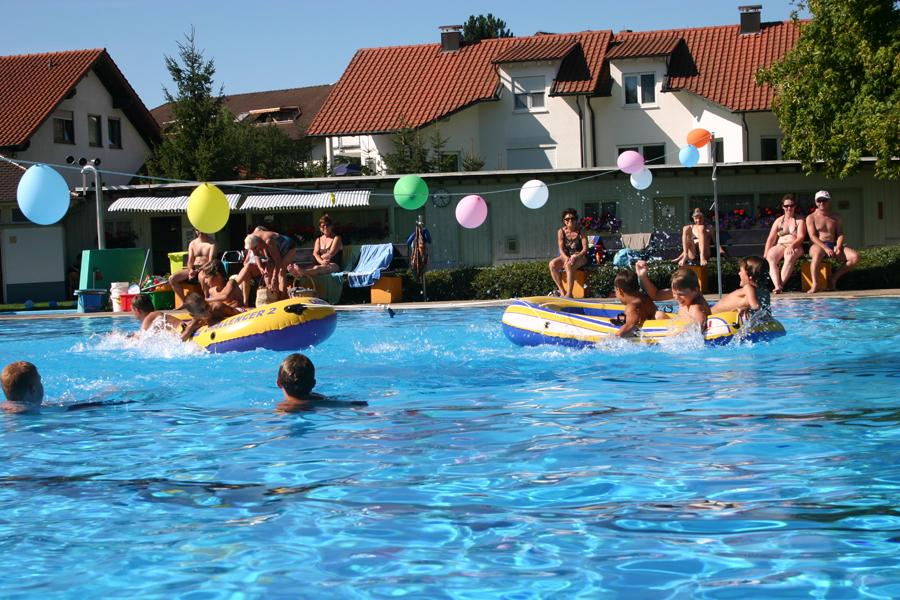 Action, Fun und Badespaß