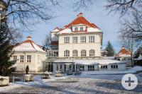 Rathaus im Winter 2