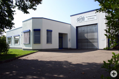 Guth GmbH Gebaeude