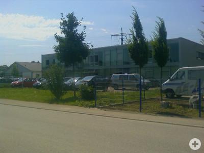 Firmensitz in Salach