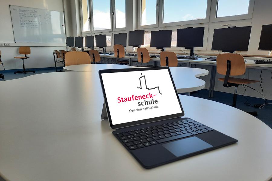Surface Tablet Staufeneckschule