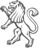Bild grauer Löwe
