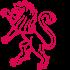 Bild roter Löwe